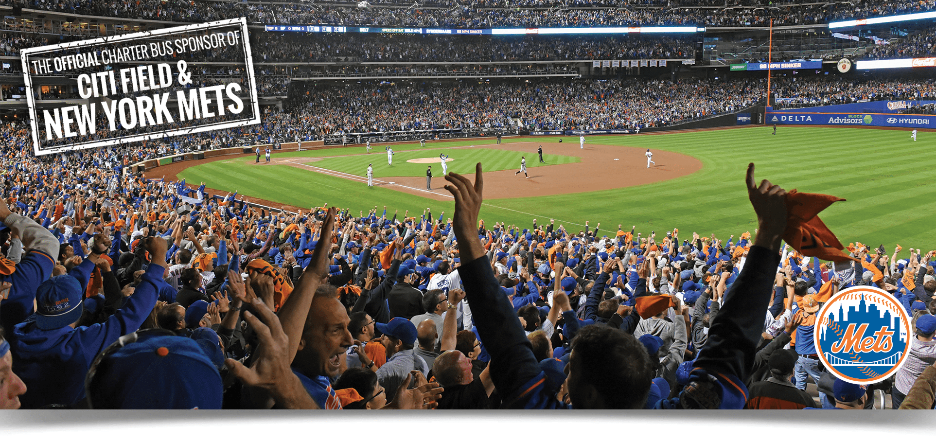 Best Trails & Travel Gets You to All the NY Mets Action at CITI Field