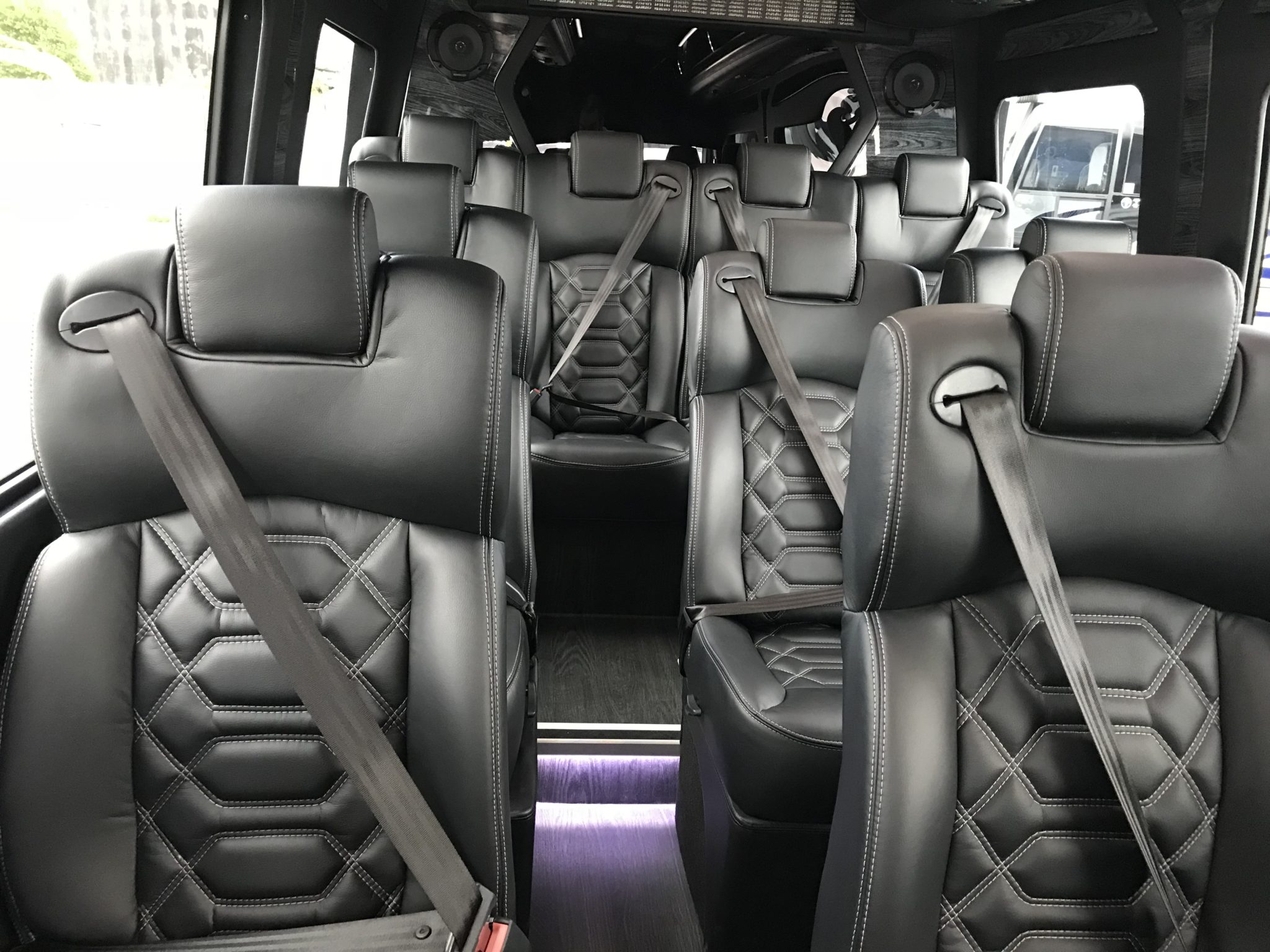 Mercedes-Benz Sprinter Vans: The Latest in Luxury Travel from Best Trails & Travel