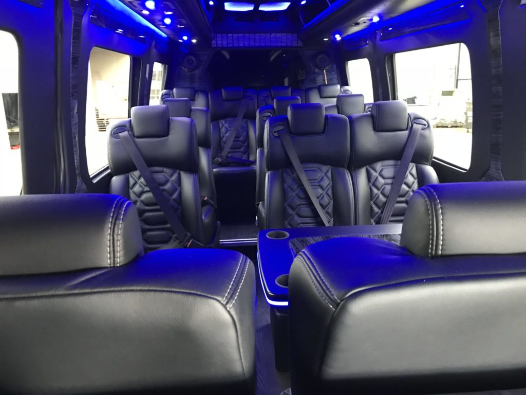 Leather Seating & Wooden Flooring -The Latest in Luxury Travel from Best Trails & Travel