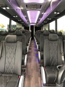 40 passenger executive bus Best Trails & Travel New York (2)